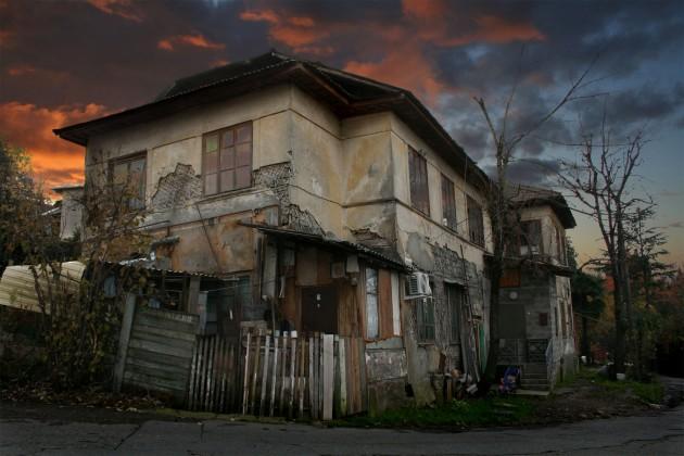 центр Сочи - улица Севастопольская