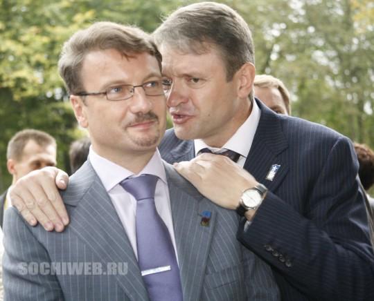 Александр Ткачев решает проблемы
