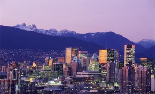 Презентация Сочи в Ванкувере