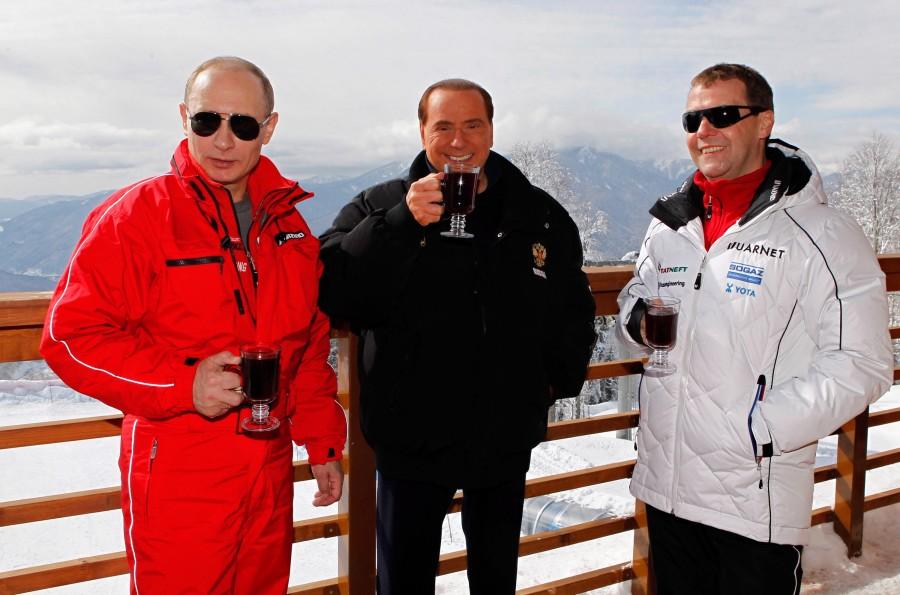 Ради Олимпиады Путин пойдет на все