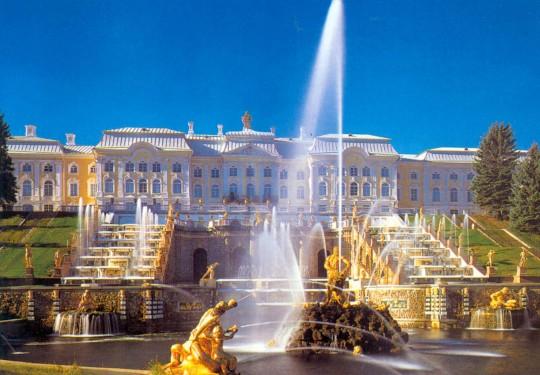 Чем привлекателен Петербург