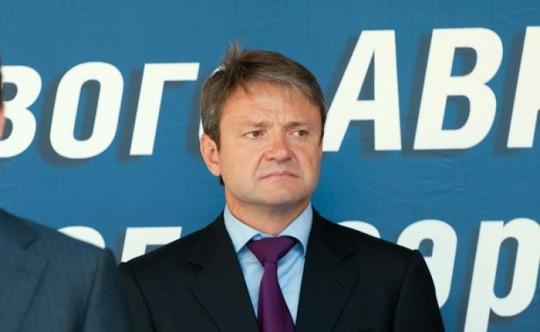 Отставка Александра Ткачева подтверждена