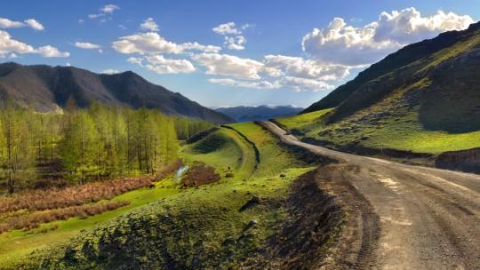 проектирование Кодорского национального парка