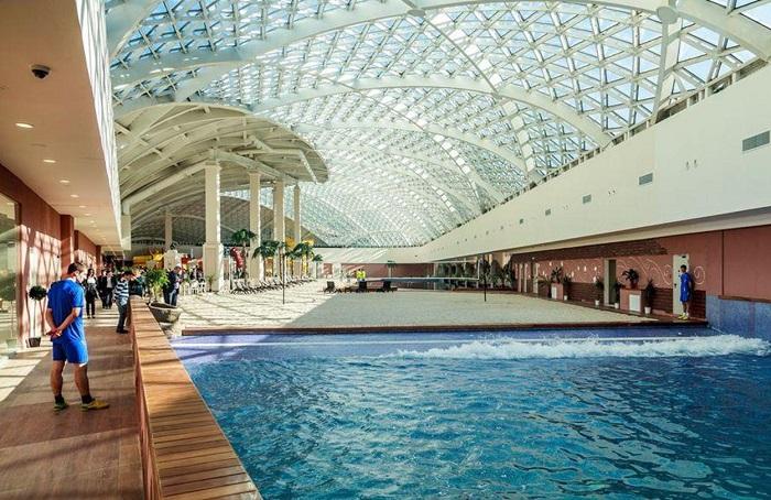 В Сочи судят сотрудницу аквапарка