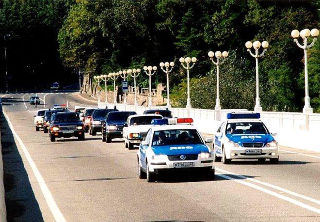 Начальник ДПС ГИБДД Сочи отстранен от должности