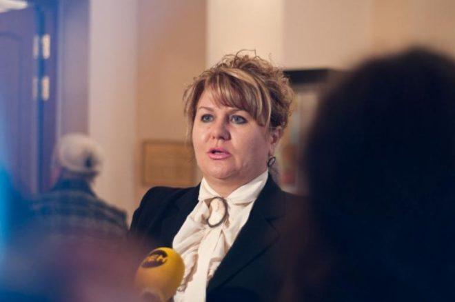 Ушла в отставку Ирина Романец
